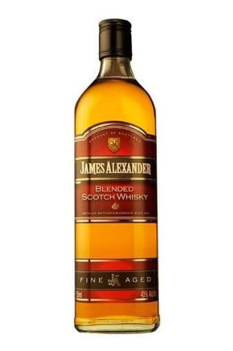 WHISKY JAMES ALEXANDER