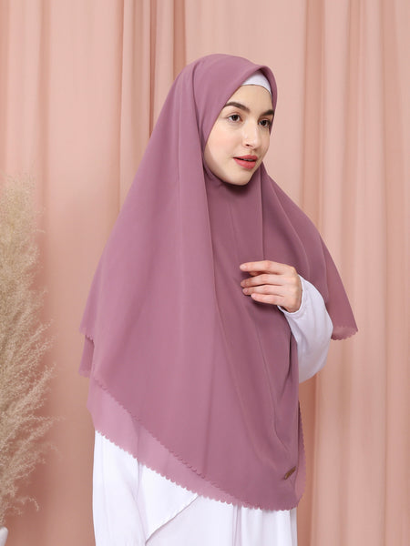 Moira Khimar in Deep Ruby