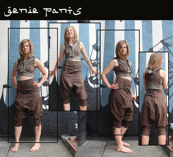 Pants - Genie Pants By Rabbit & Empee