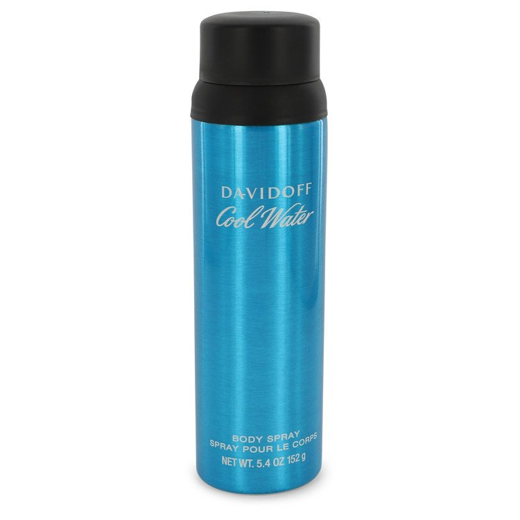 Cool Water by Davidoff 5 oz Body Spray for Men - My Brooklyn