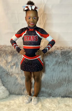 Local/Prep Cheer Uniform