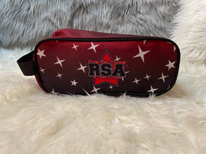 RSA Custom shoe/makeup bag