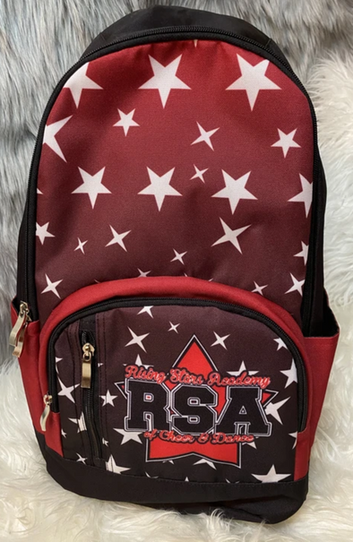 RSA Custom Backpack