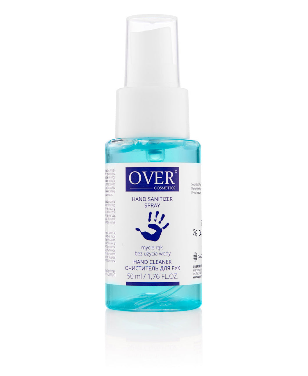 Moisturizing Hand Sanitizer small