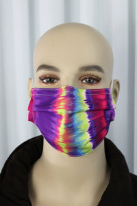 Frequency Pleated Mask