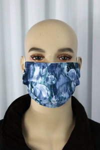 Moonscape Pleated Mask