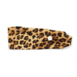 Cheetah Head Band