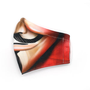 Guy Fawkes Novelty Fitted Mask