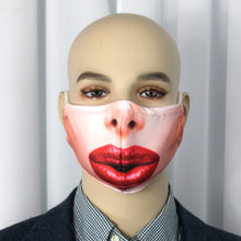 Load image into Gallery viewer, Marilyn Novelty Fitted Mask