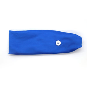 Royal Blue Head Band