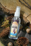 Aunt Mary Anne's Authentic 82% Alcohol Handy Hand Sanitizer with Clove, Cinnamin, Rosemary, Lemon & Eucalyptus Oil