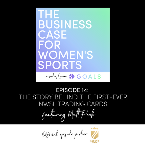 The Business Case For Women's Sports | NWSL Trading Cards