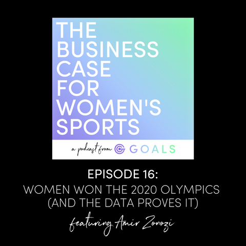 The Business Case For Women's Sports: Amir Zonozi - Zoomph