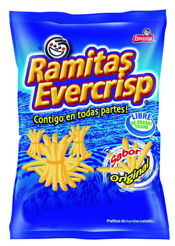 RAMITAS EVERCRISPS SABOR ORIGINAL (250g)