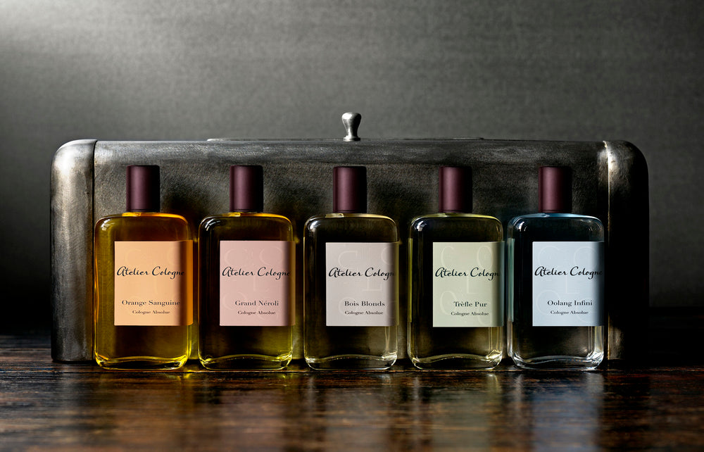 image of atelier cologne fragrance collection