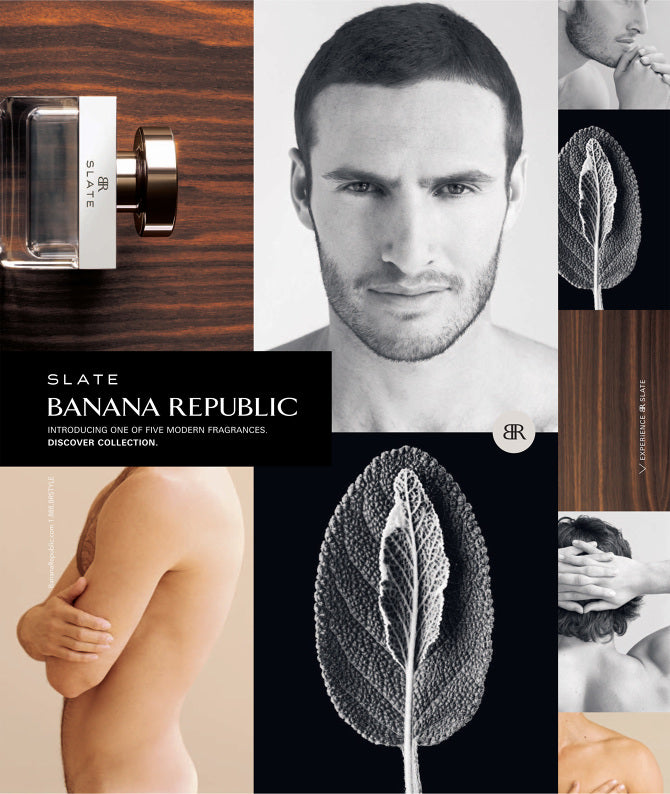 image of banana republic slate fragrance