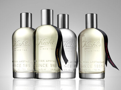 image of kiehl's fragrance collection