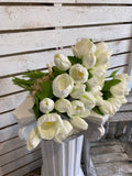 "15"" Real Touch Tulip Bundle"