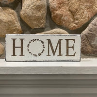 Home Sign - Local Artist