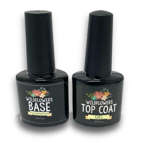 Base and Top Coat Try Me Kit