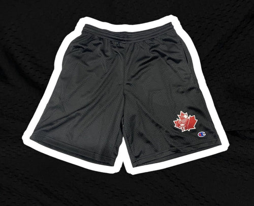 'SOLEAF' CHAMPION BASKETBALL SHORTS