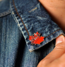 Load image into Gallery viewer, CANADA GOT SOLE SOLEAF ENAMEL PIN