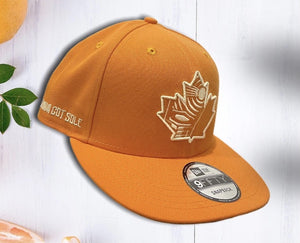 "SOLEAF ""UNRIPENED MANGO"" NEW ERA 9FIFTY SNAPBACK"