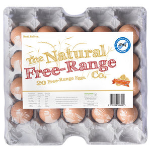 The Natural Free-Range Co. Free Range Eggs - Fresh Experts