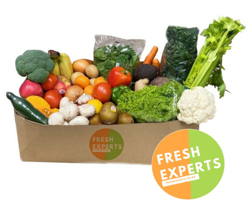 Medium Vege Box - Fresh Experts