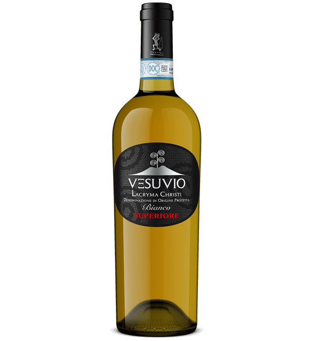 Bianco Superiore Vesuvio Lacryma Christi DOC-Black Label