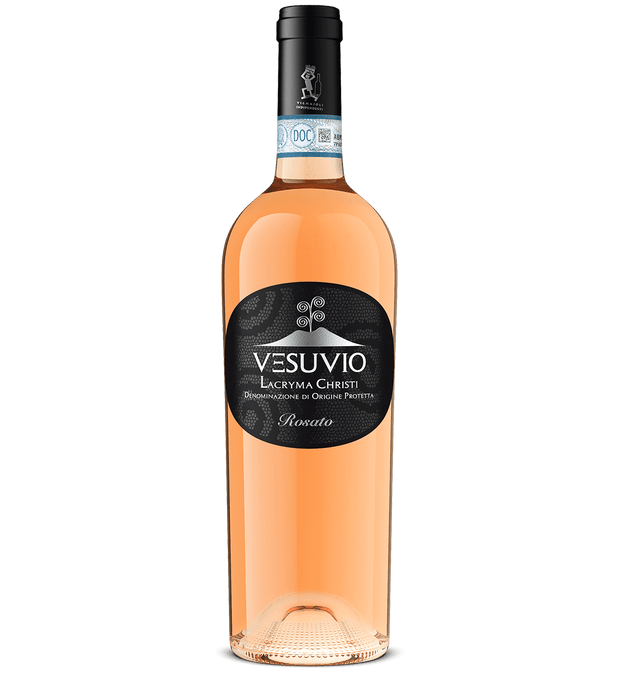 Rosato Vesuvio Lacryma Christi DOC Black Label