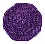 Image of Crochet Motif V:  Octagon