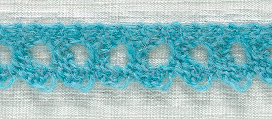 Knit Trim: Baby Lace