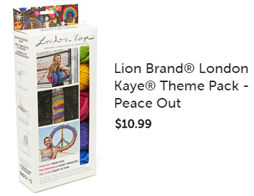 London Kaye Peace Out Pack