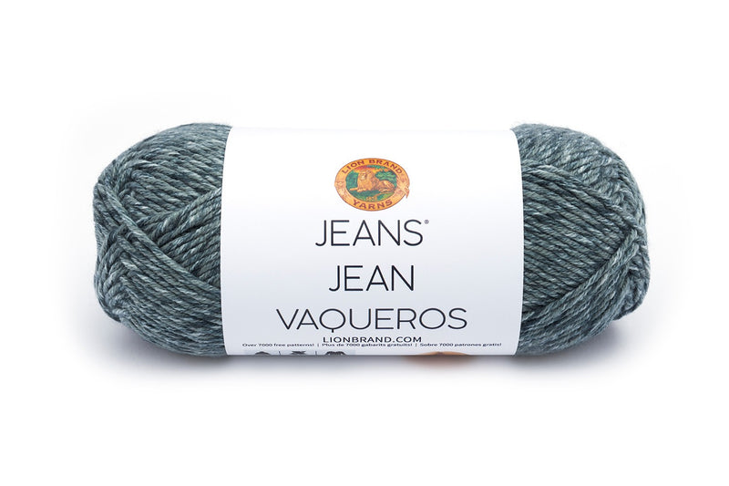 Color Palette - Jeans® Yarn - Urban Legend