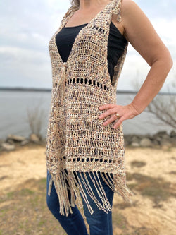 Crochet Kit - Coquina Beach Coverup