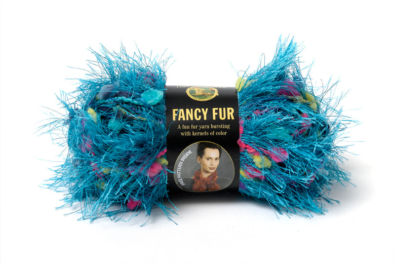 Fancy Fur Yarn - Discontinued