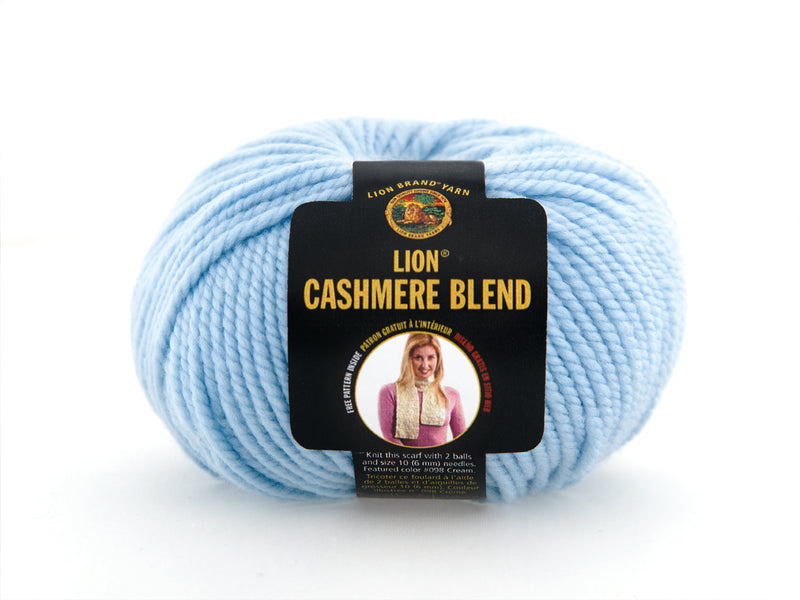 Lion Cashmere Blend Yarn - Discontinued