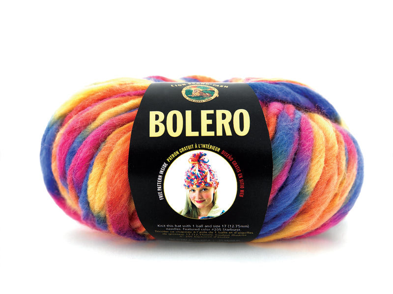 Bolero Yarn - Discontinued