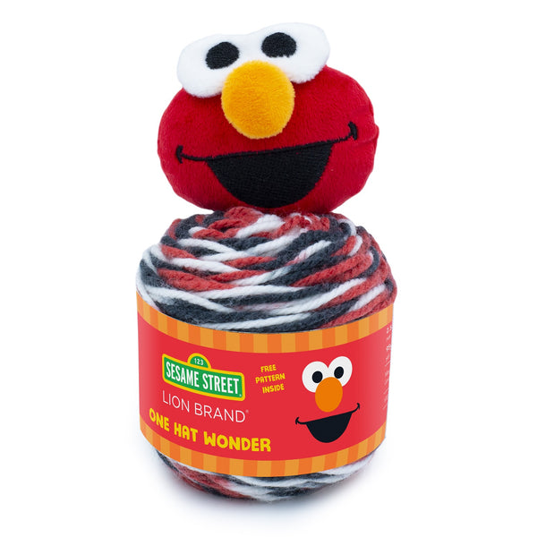 Sesame Street™ One Hat Wonder Yarn