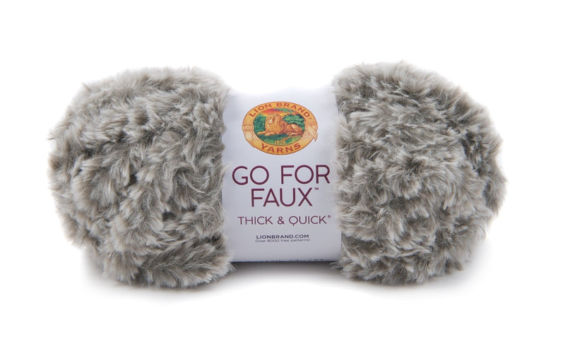 Go For Faux® Thick & Quick® Yarn