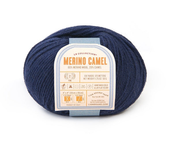 LB Collection® Merino Camel Yarn