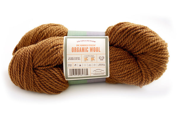 LB Collection® Organic Wool Yarn