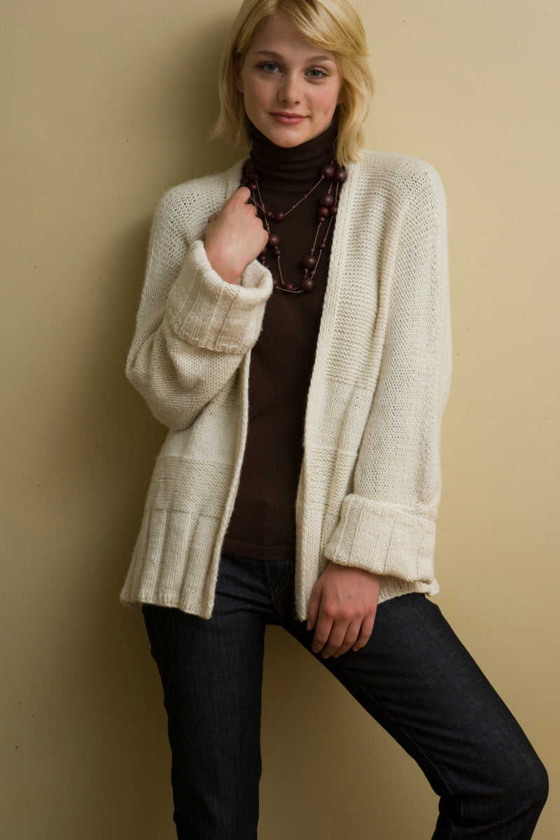 Flattering Sweater (Knit)