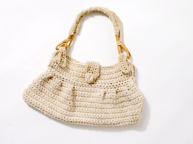 Crochet Handbag Pattern (Crochet)