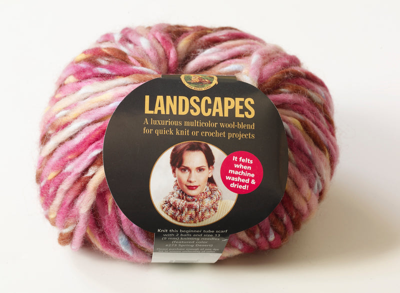 Landscapes Yarn (former) - Discontinued