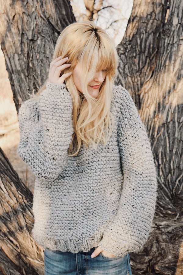 Knit Kit - The Campfire Sweater
