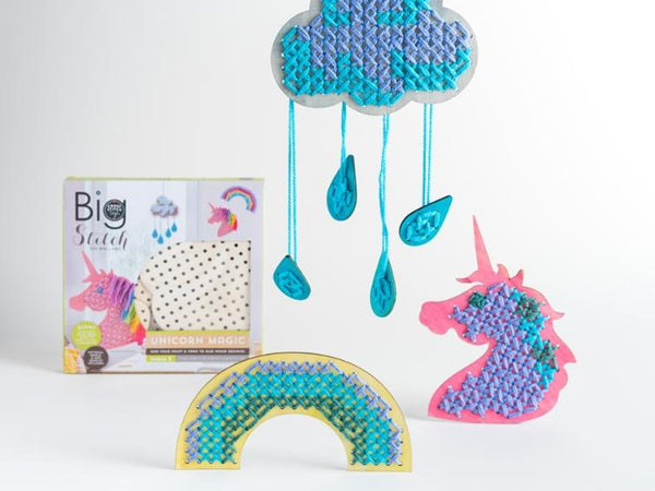 Big Stitch: Unicorn Magic