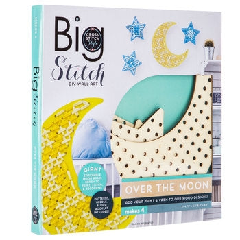 Big Stitch: Over the Moon