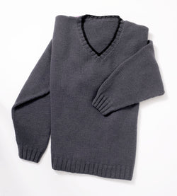 Custom Classic Pullover Pattern (Knit)